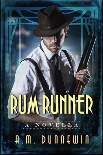 RUM RUNNER NEW COVER