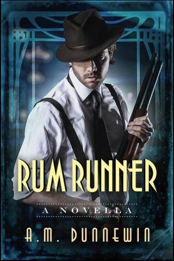 RUM RUNNER NEW COVER